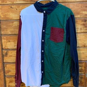 PacSun LS button down